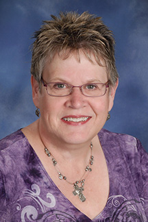 Deborah Miller, President and Secretary of Church Administrative Professionals